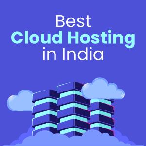 Best Cloud Hosting India